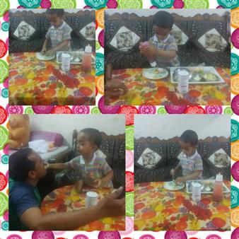 Summer camp - little chef