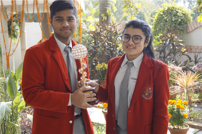 Frank Anthony ISC Debate Competition Winners (Ratanlal Nagar)