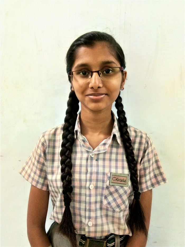 Muskan Singh - Winner of ICSE Creative Writing Competition Group - A (Ratanlal Nagar)