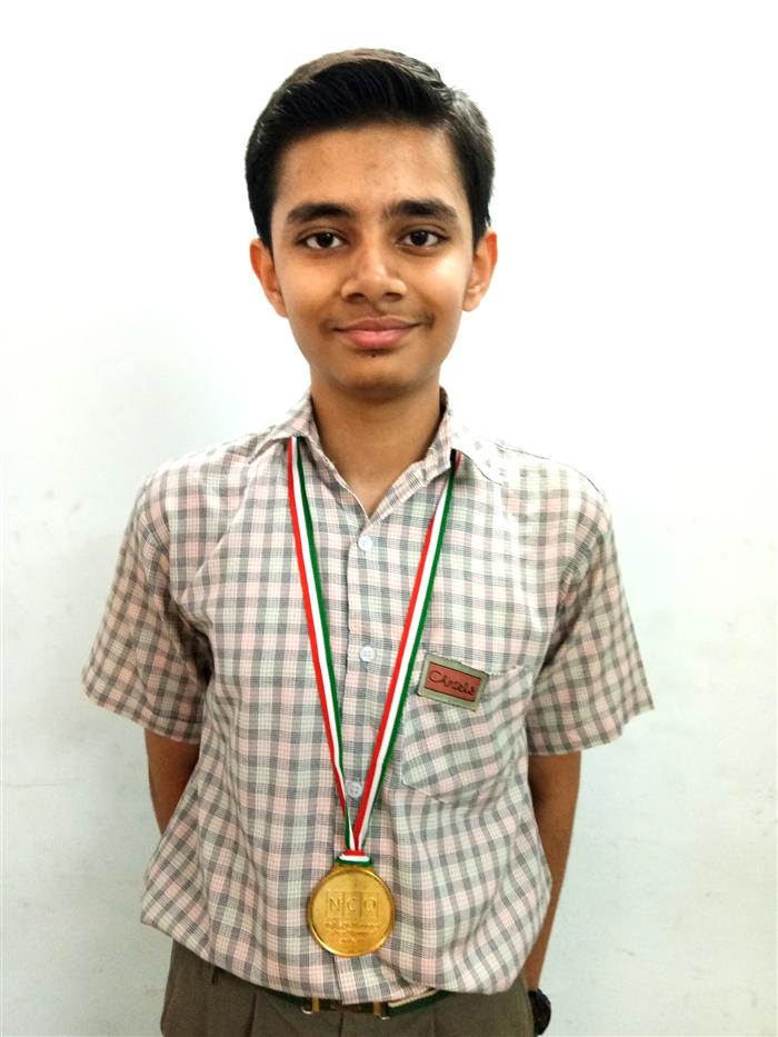 Yash Katiyar - ICSE Creative Writing Competition (Group - A) 2nd Runner Up (Ratanlal Nagar)