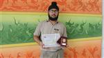 Amanpreet Singh. Consolation All over India in Inter School Creative Writing (English). (Ratanlal Nagar)