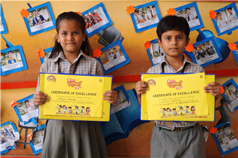 Yippee Art Competition Winners (Ratanlal Nagar)