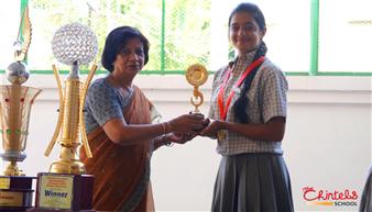 Basketball National Level Winner (Ratanlal Nagar)