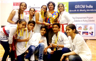 Grow India Winners 2016 (Ratanlal Nagar)