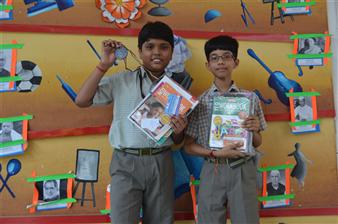IInd Level Olympiad Winners (Ratanlal Nagar)