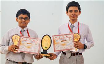 Bharat Ko Jano State Level Winners - 2017 (Ratanlal Nagar)