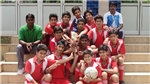 Yogesh,Harji,Rachit,Ashutosh,Harshit,Mudit,Akash,Ankit, Sahil,Rajveer,Vibek,Ayush, Dhruv,Yash,Aryan,Ankit and Ishu. Junior Football Team.Second in Interschool Football Tournament (Ratanlal Nagar)