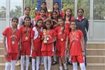Girls Kho Kho Team.Rishika,Garima, Devanshi,Srishti,Ananya,Rishika,Sneha,Vanshika,Vanshika,Navya,Jaya&Shivani. Runners up in Inter School Kho kHo tournament. (Ratanlal Nagar)