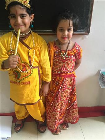 Janamashtami Celebration- 2017